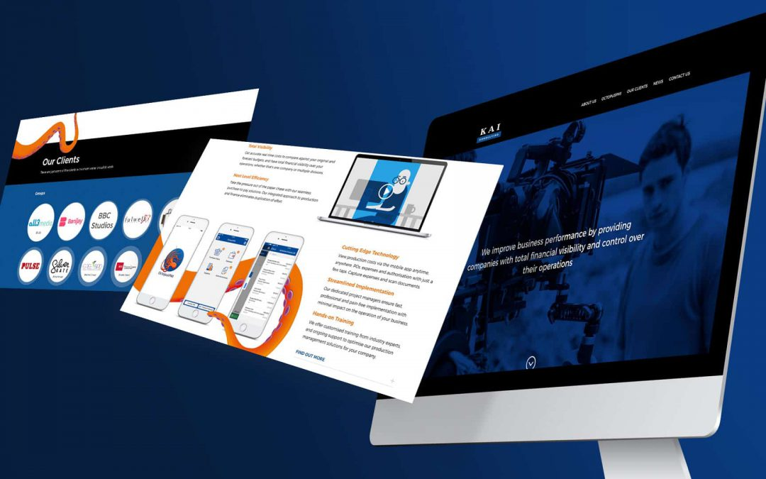 New KAI Consulting website, delivers more benefits for TV and Film Production teams